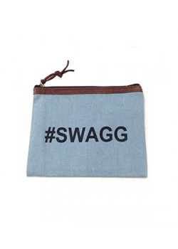 POUCH COTTON: SWAGG