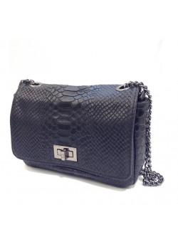 LITTLE LEATHER CHAIN BAG