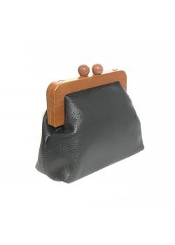 VINTAGE PURSE LEATHER CLUTCH BAG