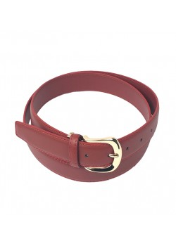 BRAIDED LEATHER BELT TO TIE